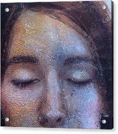 Wave Acrylic Print by Susan McCarrell