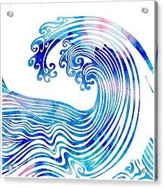 Waveland Acrylic Print