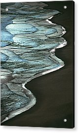 Waves Of The Future Acrylic Print