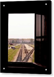 Acrylic Print featuring the photograph Way Lost by Votus