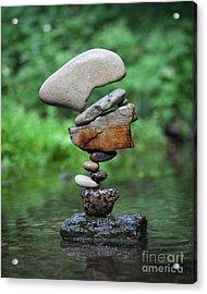 Way Of Zen Acrylic Print