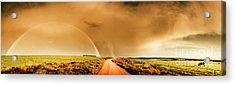 Way Outback Acrylic Print
