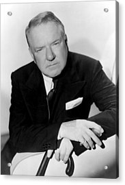W.c. Fields, Paramount Pictures, 1935 Acrylic Print by Everett