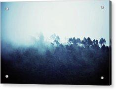 We Dreamed Of Mountains Acrylic Print by Studio Yuki