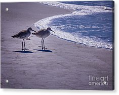 We Stand Together Acrylic Print