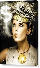 Wealth And Riches Acrylic Print by Jorgo Photography - Wall Art Gallery