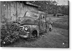 Wears Valley Gmc 2 Wears Valley Tennessee Art  Acrylic Print