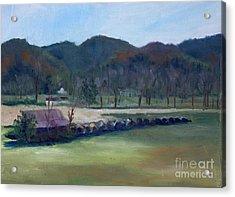 Wears Valley, Tn Acrylic Print by Janet Felts