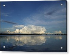 Weather From Tampa Bay 871 Acrylic Print