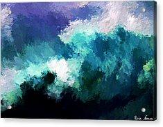Weathering The Storm Acrylic Print
