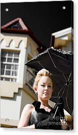 Weathering The Storm Acrylic Print by Jorgo Photography - Wall Art Gallery