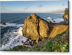 Wedding Rock Evening Light Acrylic Print