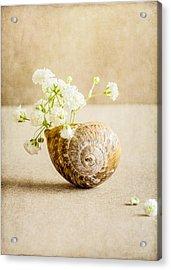 Wee Vase Acrylic Print