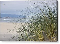 Weekend At The Beach Acrylic Print by Angi Parks