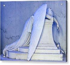 Weeping Angel 2 - Nola Acrylic Print