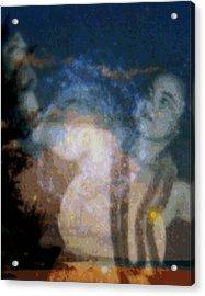 Wehewehe Moeuhane Acrylic Print by Kenneth Grzesik