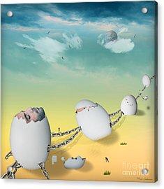 Weird Dream Acrylic Print