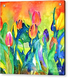 Welcome Spring #1 Acrylic Print