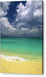 Welcome To Paradise Acrylic Print