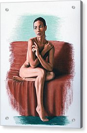Wenona  Exposed Acrylic Print