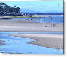 West Beach - Nairn Acrylic Print