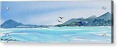 West Coast  Isle Of Pines, New Caledonia Acrylic Print