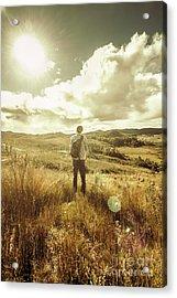 West Coast Tasmania Explorer Acrylic Print by Jorgo Photography - Wall Art Gallery