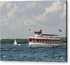 West Lake Queen Ll Acrylic Print