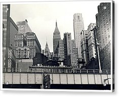 West Side Highway Acrylic Print