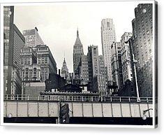 West Side Highway Acrylic Print
