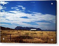 West Texas #1 Acrylic Print
