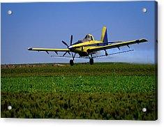 West Texas Air Force 2 Acrylic Print