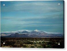 West Texas Skyline #1 Acrylic Print