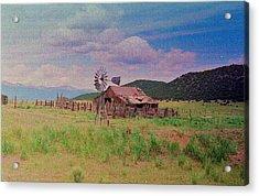 Westcliff Colorado Acrylic Print by Patricia Greer