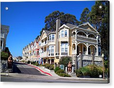 Westcliff Townhomes Acrylic Print