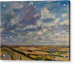 Skies Westward Acrylic Print