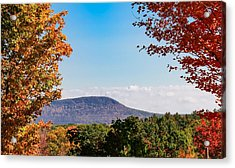 Westhampton View Of Mount Tom Acrylic Print