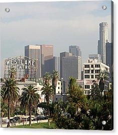 Westlake, Los Angeles Acrylic Print