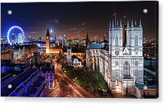 Westminster Acrylic Print