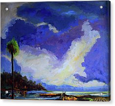 Wetlands Sky  Acrylic Print