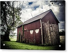 We've Been Here Awhile  Acrylic Print by Off The Beaten Path Photography - Andrew Alexander