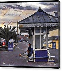 Weymouth Acrylic Print