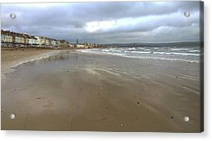 Weymouth Morning Acrylic Print