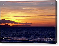Weymouth To Purbeck Acrylic Print
