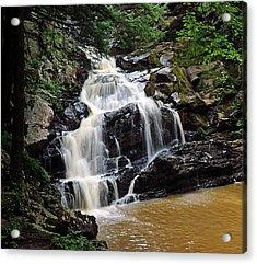 Wahconah Falls Acrylic Print