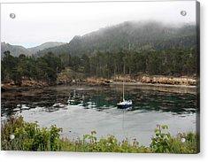 Whaler's Cove Acrylic Print