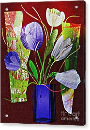 What Marie Left Behind Acrylic Print by Sarah Loft