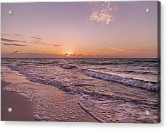 What Tomorrow Will Bring Acrylic Print