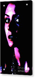 What Was That Acrylic Print by Xn Tyler
