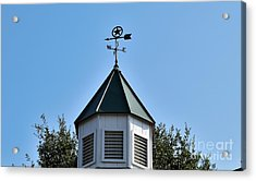 Acrylic Print featuring the photograph Whatever Direction You Take - Reach For The Sky by Ray Shrewsberry